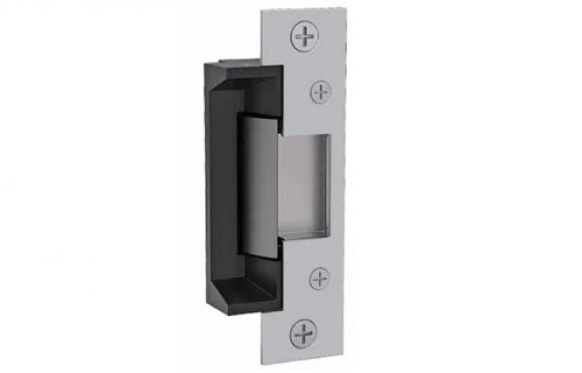 Hes electric strike fail secure safe 12v www for 12v electric door strike